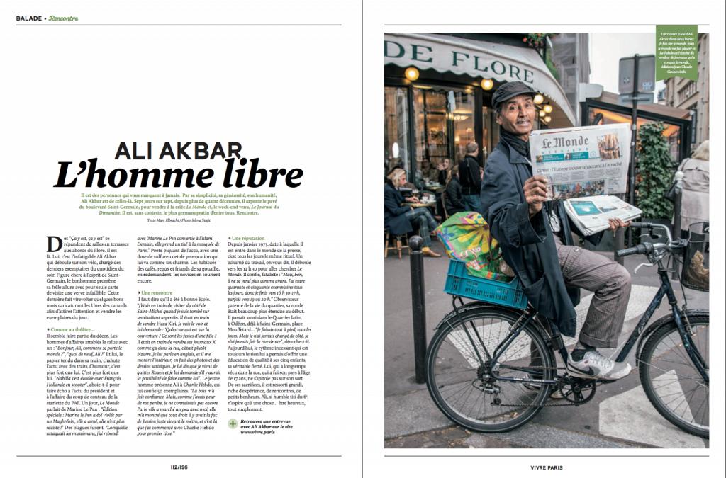 Vivre Paris #21