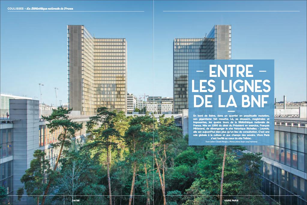 Vivre Paris #28