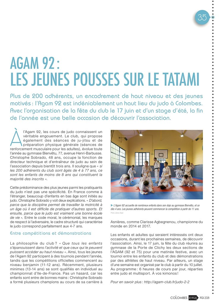 Colombes Mag