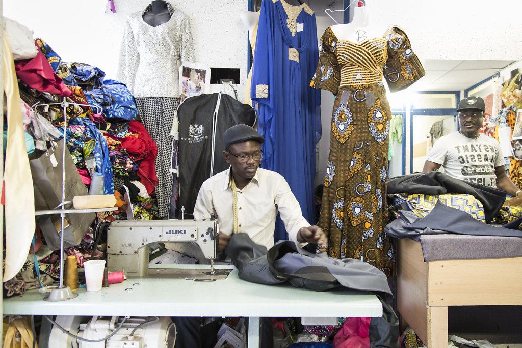 Couture mode et création