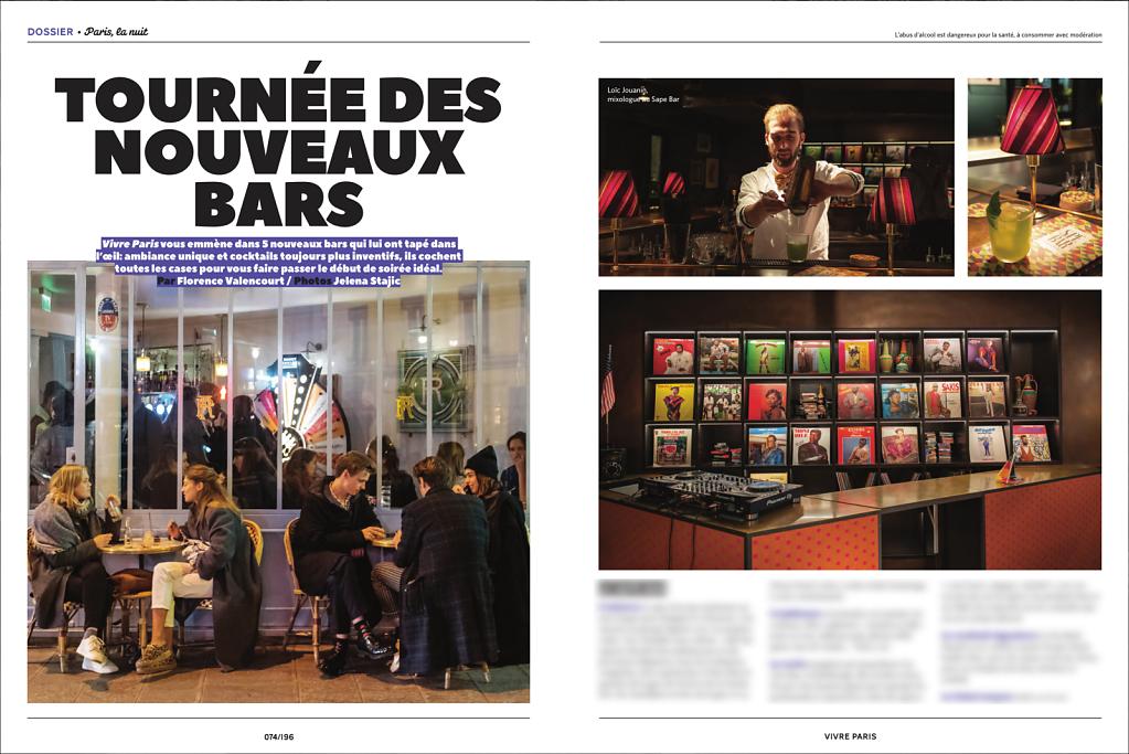 Vivre Paris #41